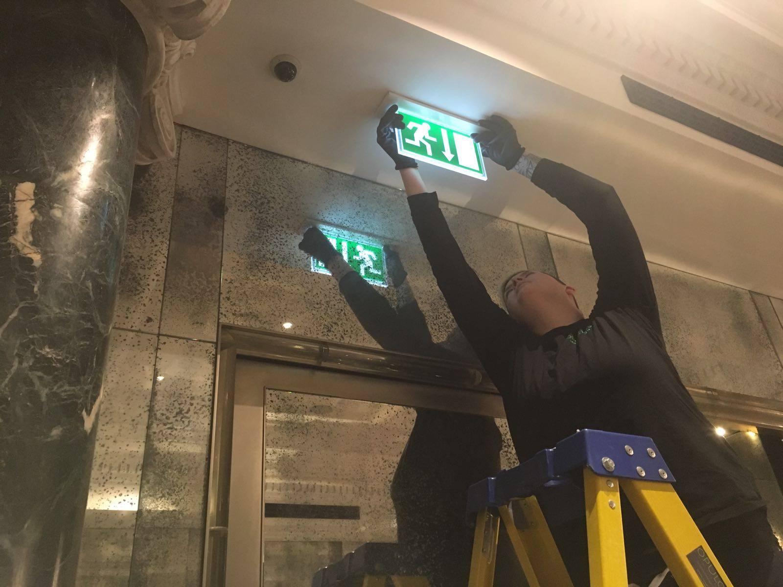 Emergency Lighting | Electricians | Opulous Innovation | London