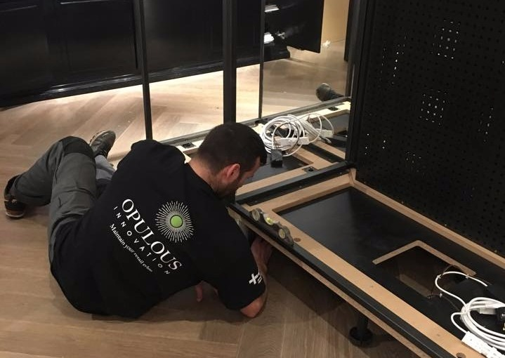 Retail Maintenance and Electrical Contractors: Opulous Innovation Electricians