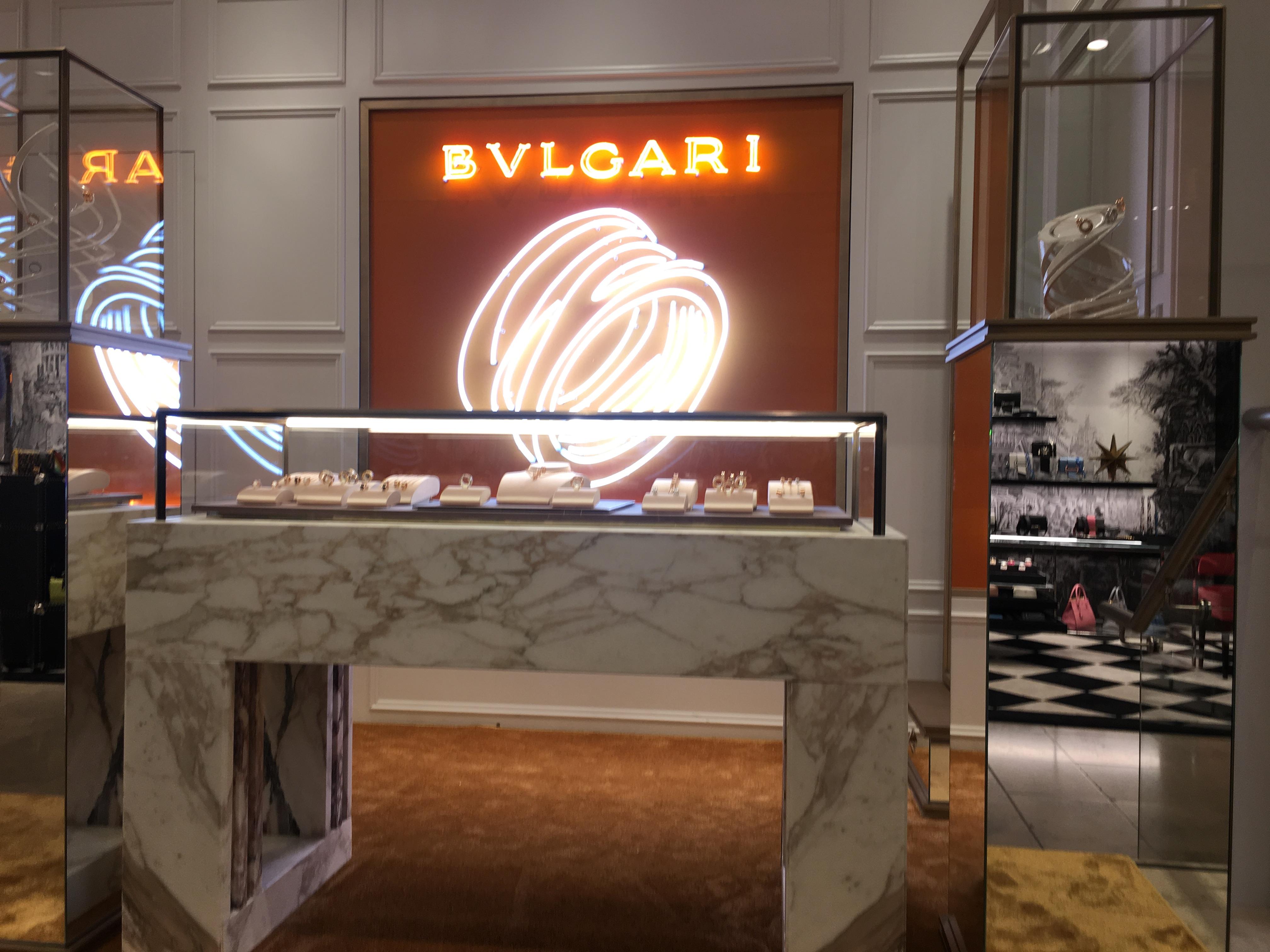 Retail Maintenance: Bulgari