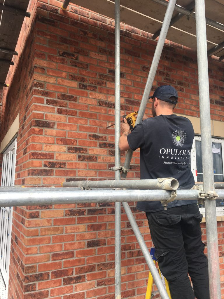 Retail Maintenance and electrical contractors