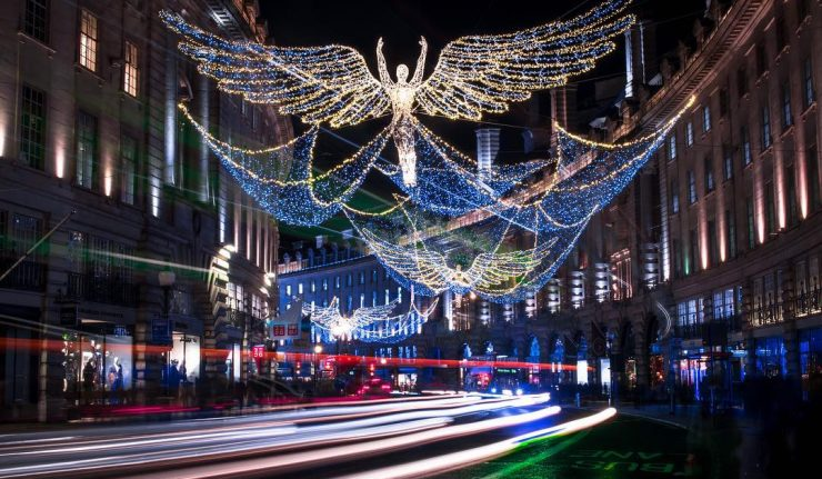 London electrician Christmas lights - 9 Of The Best Places To See Christmas Lights In London 2018 - Opulous